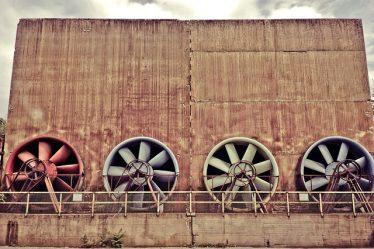Com'è composto un ventilatore industriale?