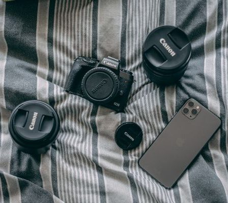 Perché scattare foto con fotocamere reflex
