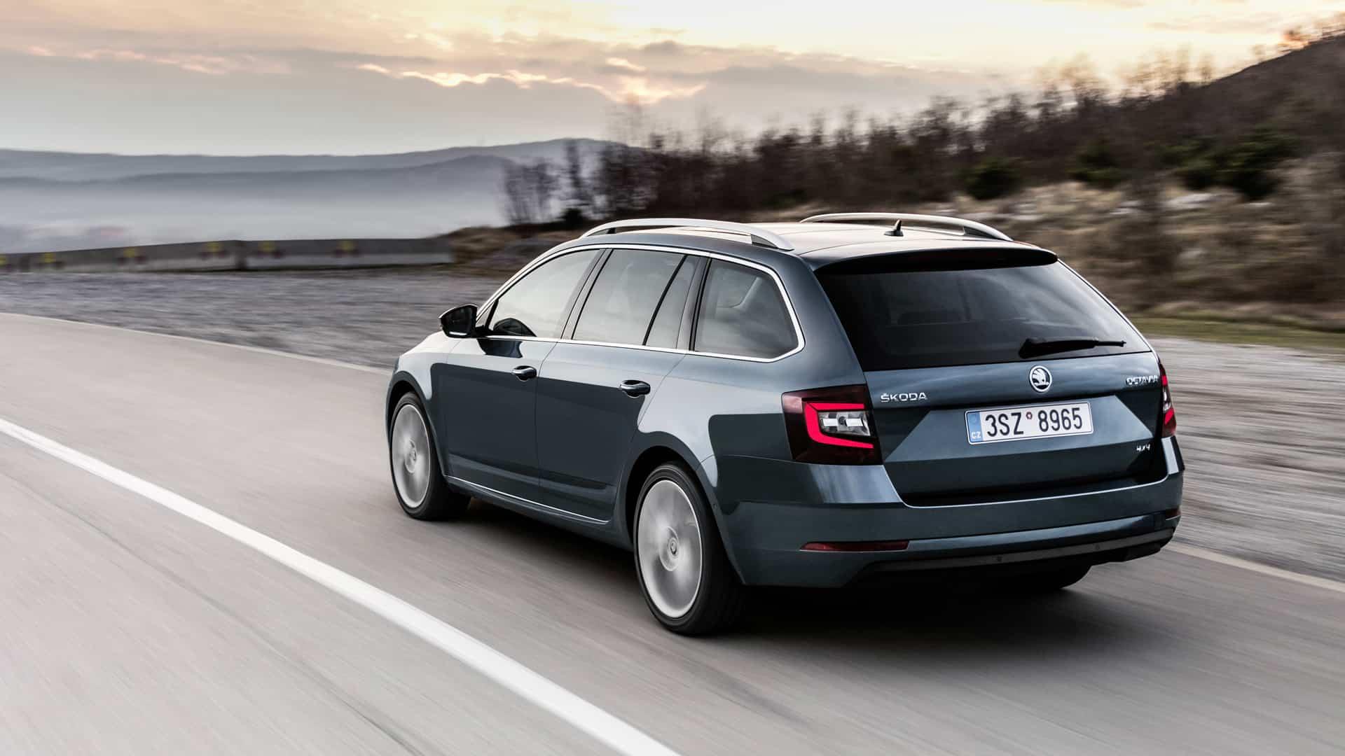 L'offerta Škoda per le auto a metano e gli incentivi statali riservati