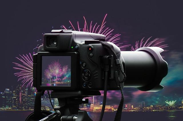 Fotocamere 360 gradi una visione surreale in movimento
