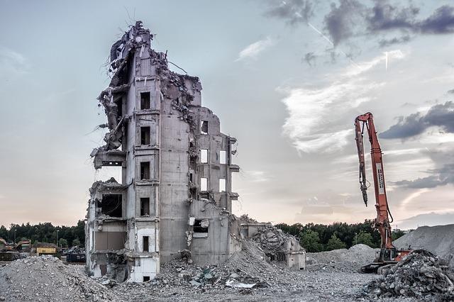 Cosa sono gli inerti da demolizione
