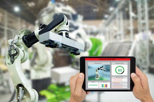 Soluzioni tecnologiche industriali per un'azienda all'avanguardia